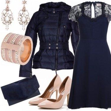 Outfit Romantico freddo!!