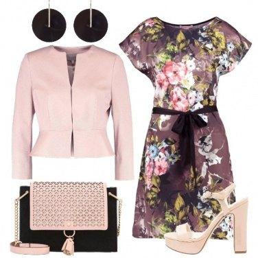 Outfit Un vestito a fiori