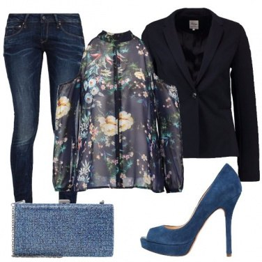 Outfit Di sera con il jeans