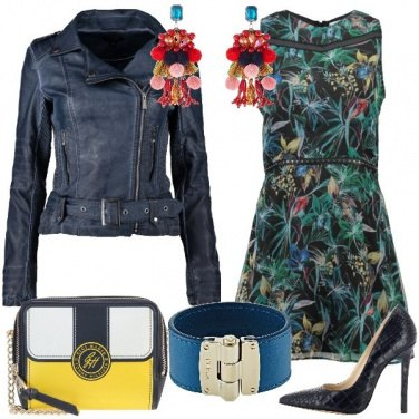 Outfit Dolcemente rock