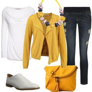 Outfit Serata casual