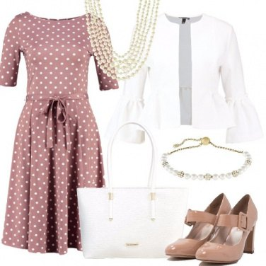 Outfit Perle e pois