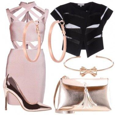 Outfit L\'orecchino detta lo stile