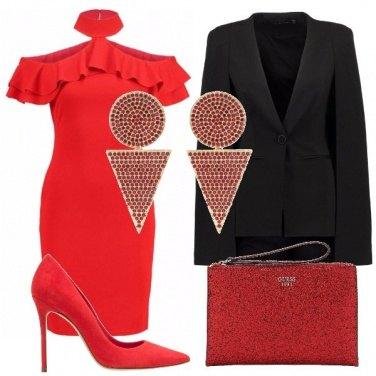 Outfit In rosso per danzare