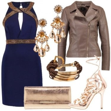 Outfit Sexy e glamour