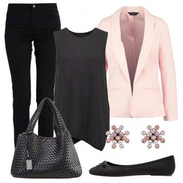 Outfit Giovane in ufficio