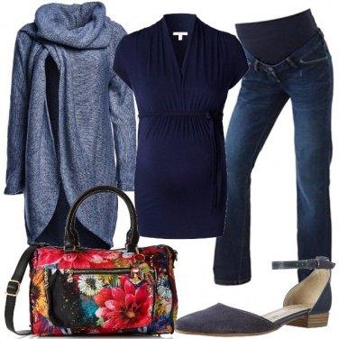 Outfit Mamma e colori