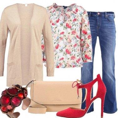 Outfit Basta poco per esser belle