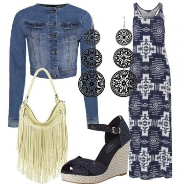 Outfit Etno disco