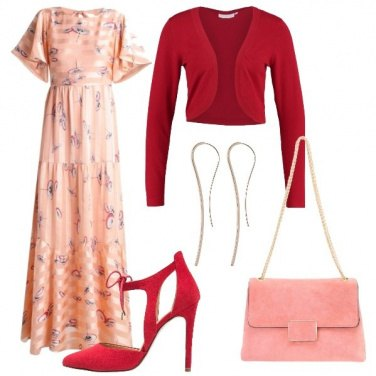 Outfit Fiori e sposi