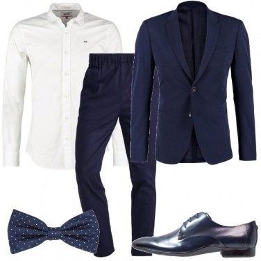 Outfit Classico con brio
