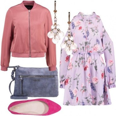 Outfit Benvenuta primavera