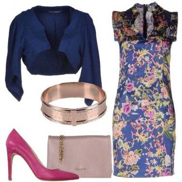 Outfit Primavera in fiore
