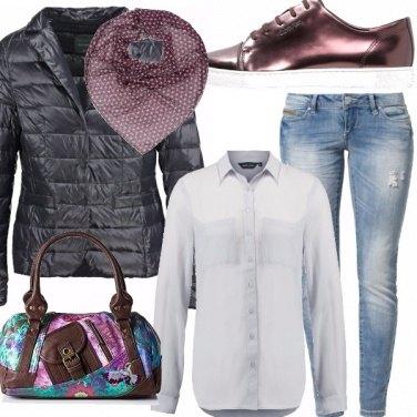 Outfit Comodo urban