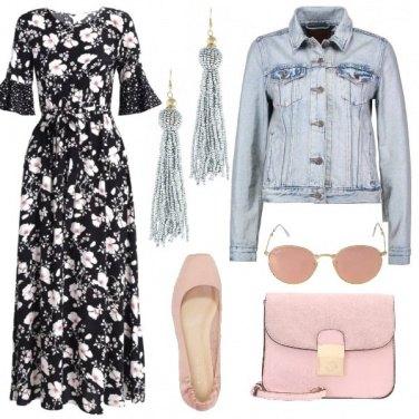 Outfit Il mio vestito a fiori