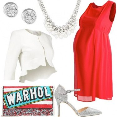 Outfit In stile Pop Art