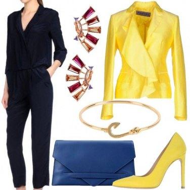 Outfit Qualcosa di giallo