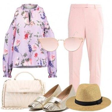 Outfit Passeggiata di primavera