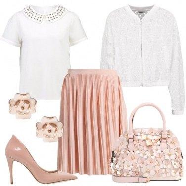 Outfit Primavera di fiori