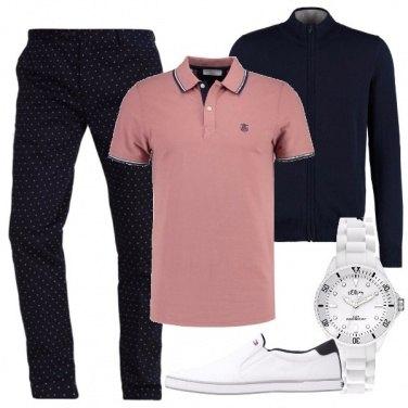 Outfit Bon ton maschile