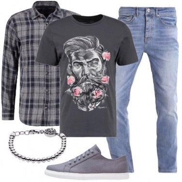 Outfit Una t-shirt originale