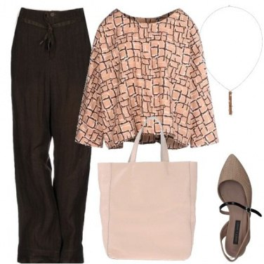 Outfit Shopping bon ton