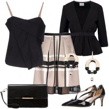 Outfit Elegante per l\'evento