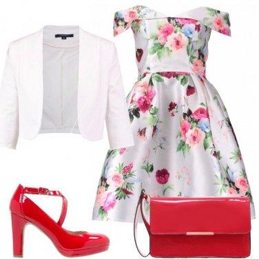 Outfit Cerimonia anni \'50