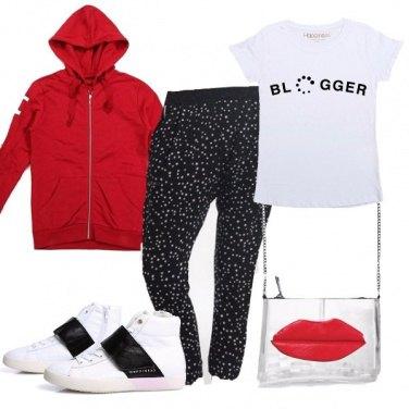 Outfit Look al bacio