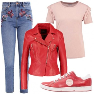 Outfit Comoda nei week-end