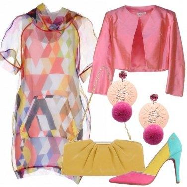 Outfit Colora la festa