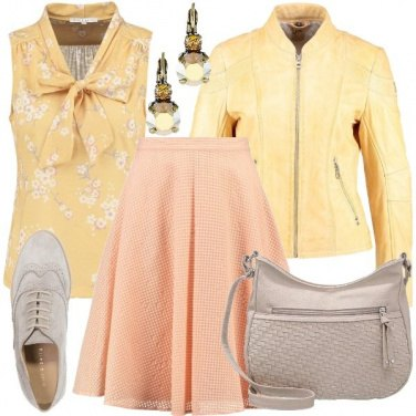 Outfit Alla luce del sole