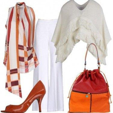 Outfit Coloriamo il bianco