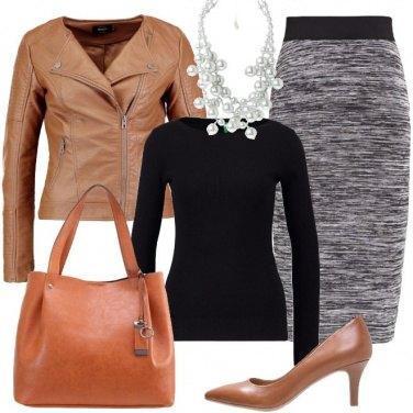 Outfit Un insolito abbinamento