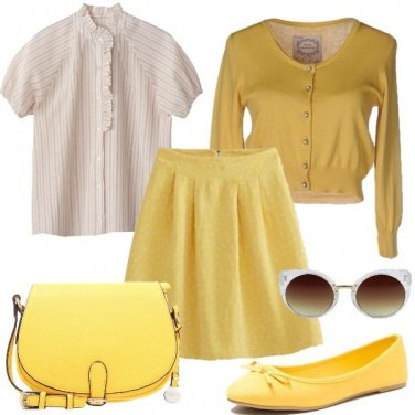 Outfit Come il sole all\'improvviso