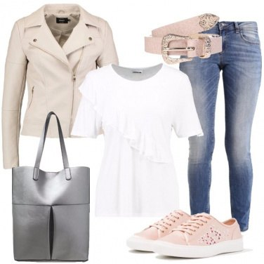 Outfit Primo week end primaverile