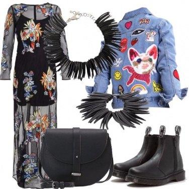 Outfit Alternativamente sexy