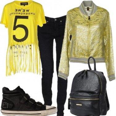 Outfit Dammi un cinque