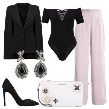 Outfit La giacca nera