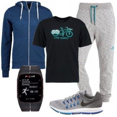 Outfit Comincio ad allenarmi