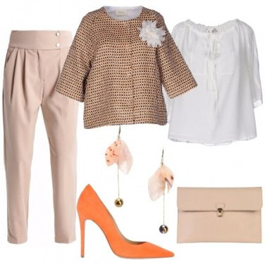 Outfit Buongusto pastello