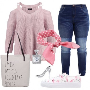 Outfit Sarai bellissima