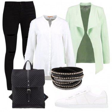 Outfit Pratica e alla moda