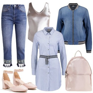 Outfit Tre look per un week-end