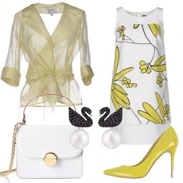 Outfit Eleganza primaverile