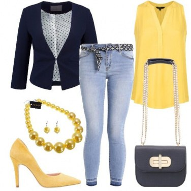 Outfit Energia pura