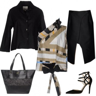 Outfit Geometrica