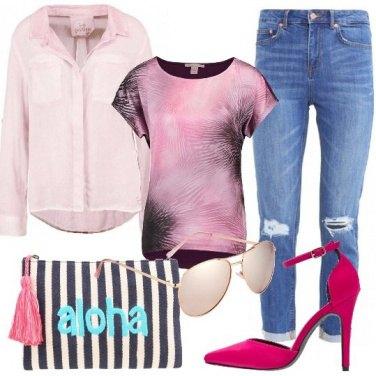 Outfit Aria di vacanza