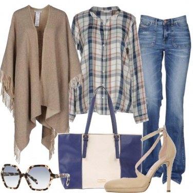 Outfit Geometrie di primavera