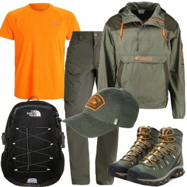 Outfit Tempo di trekking